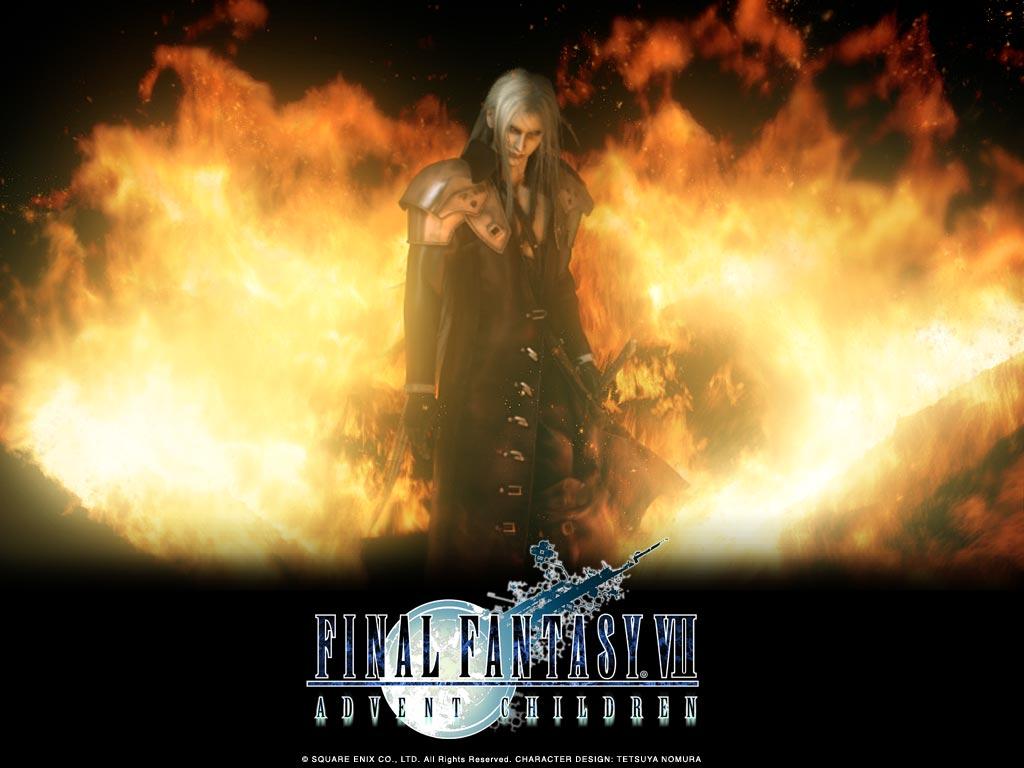 Final Fantasy 7 Advent Children AC